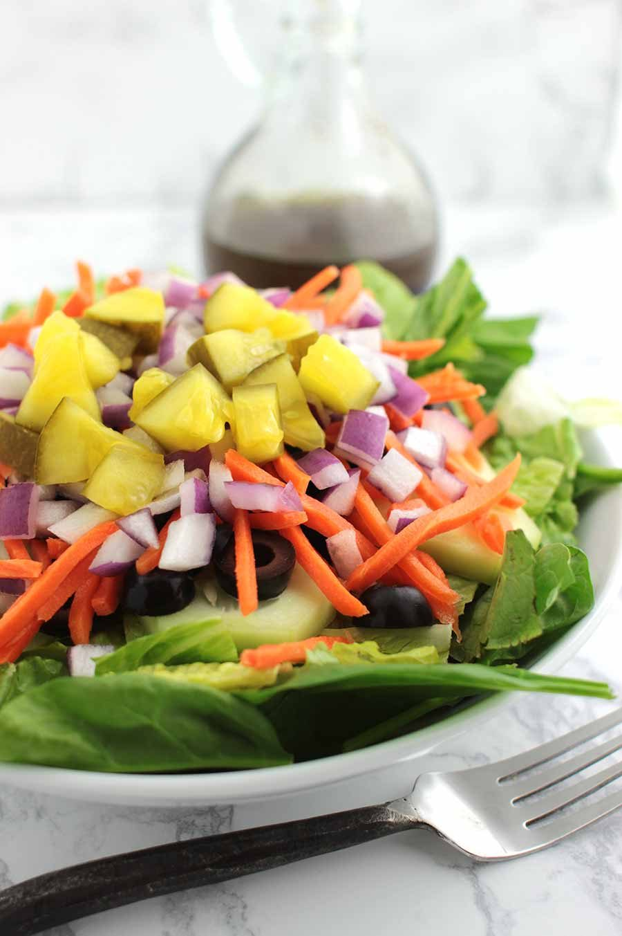 Veggie Delight Salad