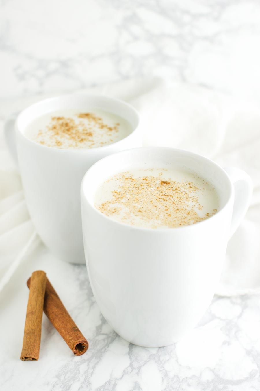 Vanilla Coconut Milk recipe from acleanplate.com #paleo #aip #autoimmuneprotocol
