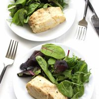 Spicy Coconut Whitefish