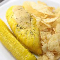 Pickled Chicken