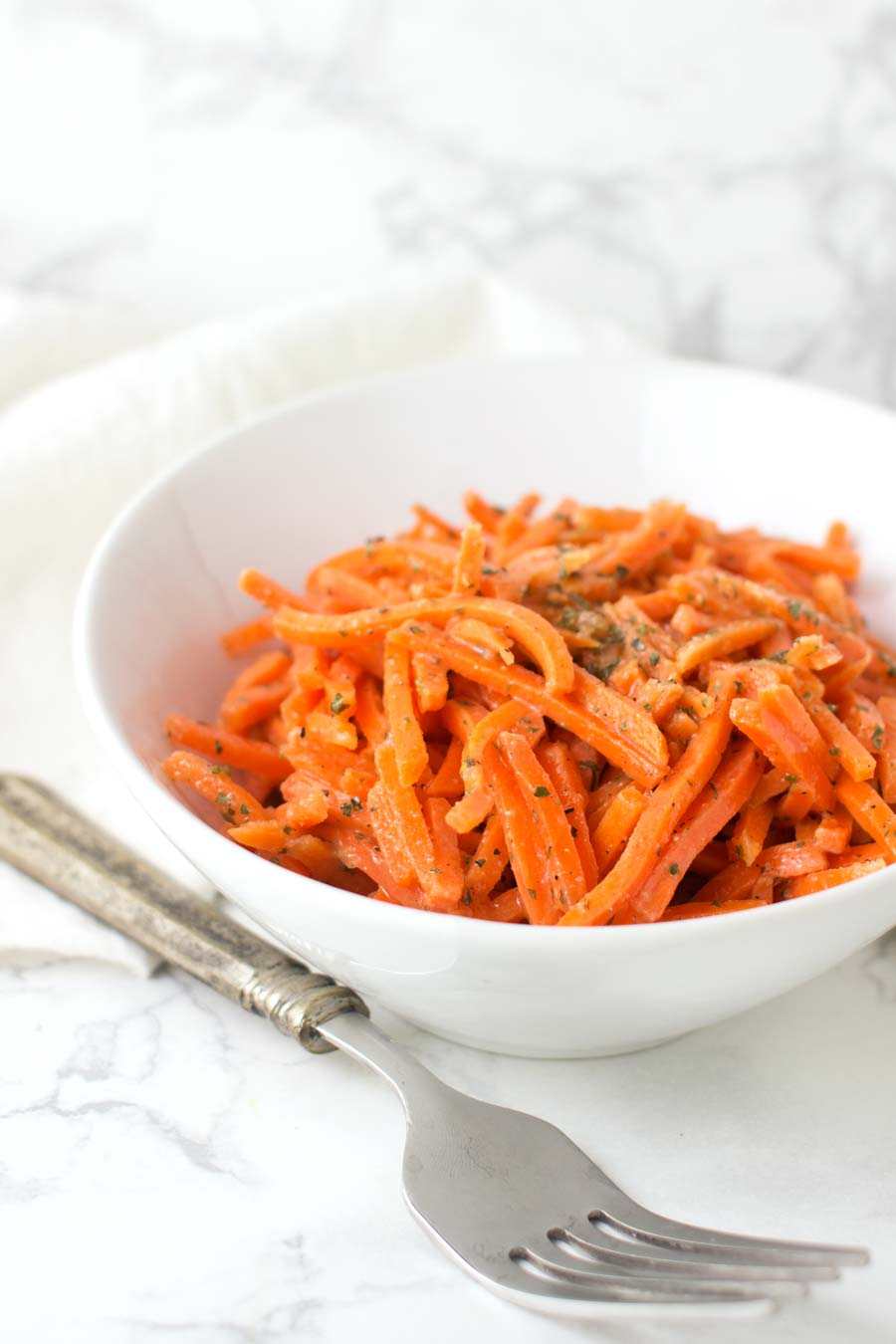 Moroccan Carrots recipe from acleanplate.com #paleo #aip #glutenfree