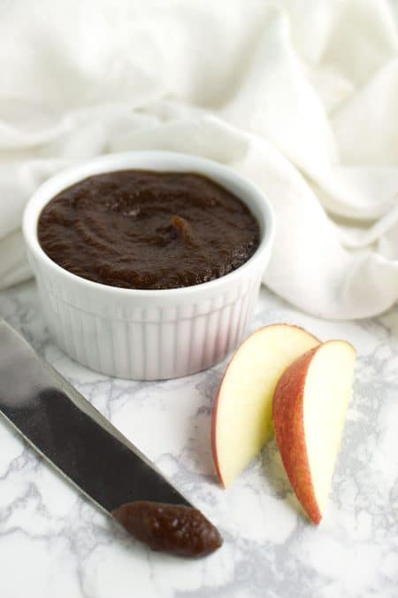 Apple Butter recipe from acleanplate.com #aip #autoimmuneprotocol #paleo