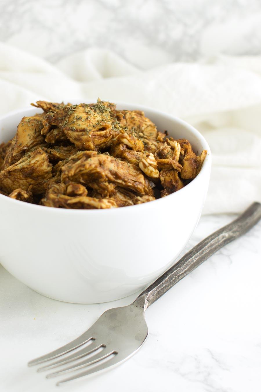 Chicken Mole recipe from acleanplate.com #paleo #aip #glutenfree