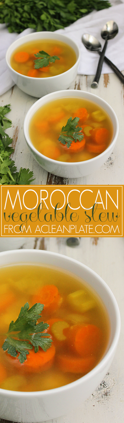 Moroccan Stew recipe from acleanplate.com