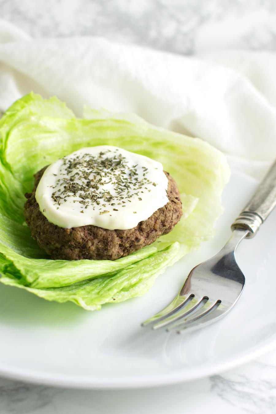 Moroccan Burger recipe from acleanplate.com #paleo #aip #glutenfree