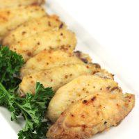 Mustard-Glazed Chicken Wings