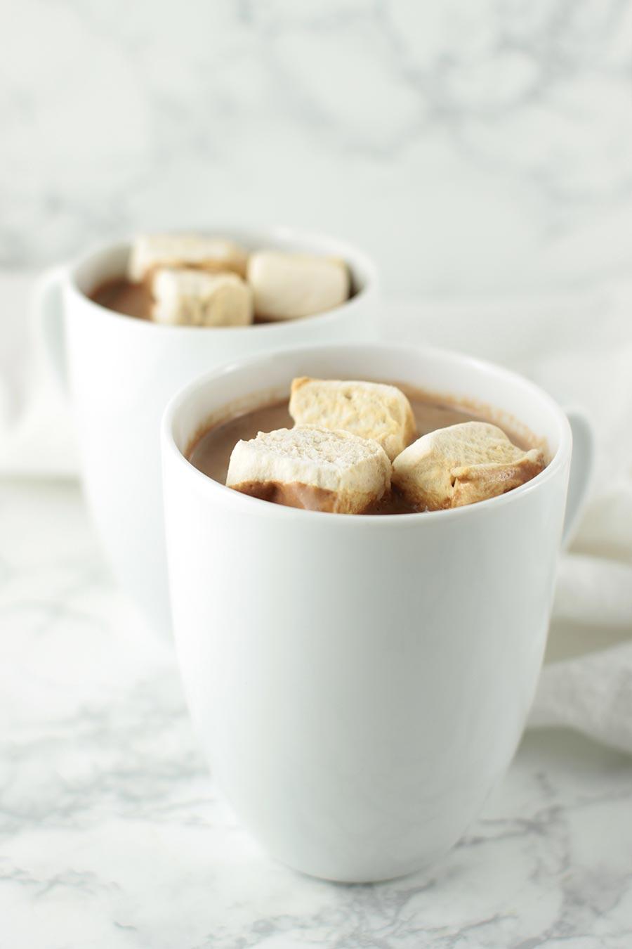 Chocolate-Free Hot Chocolate