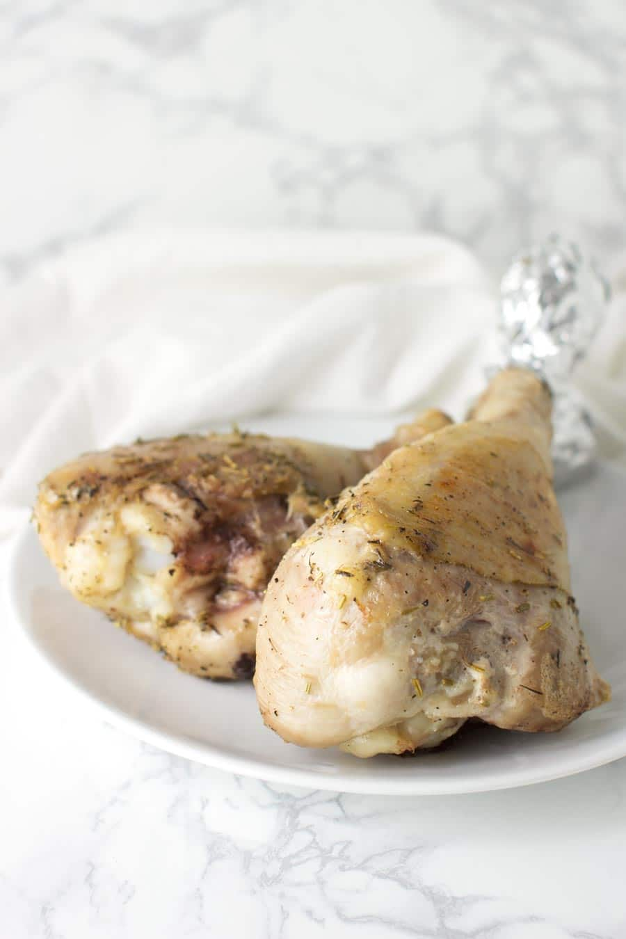 Turkey Legs recipe from acleanplate.com #paleo #aip #autoimmuneprotocol