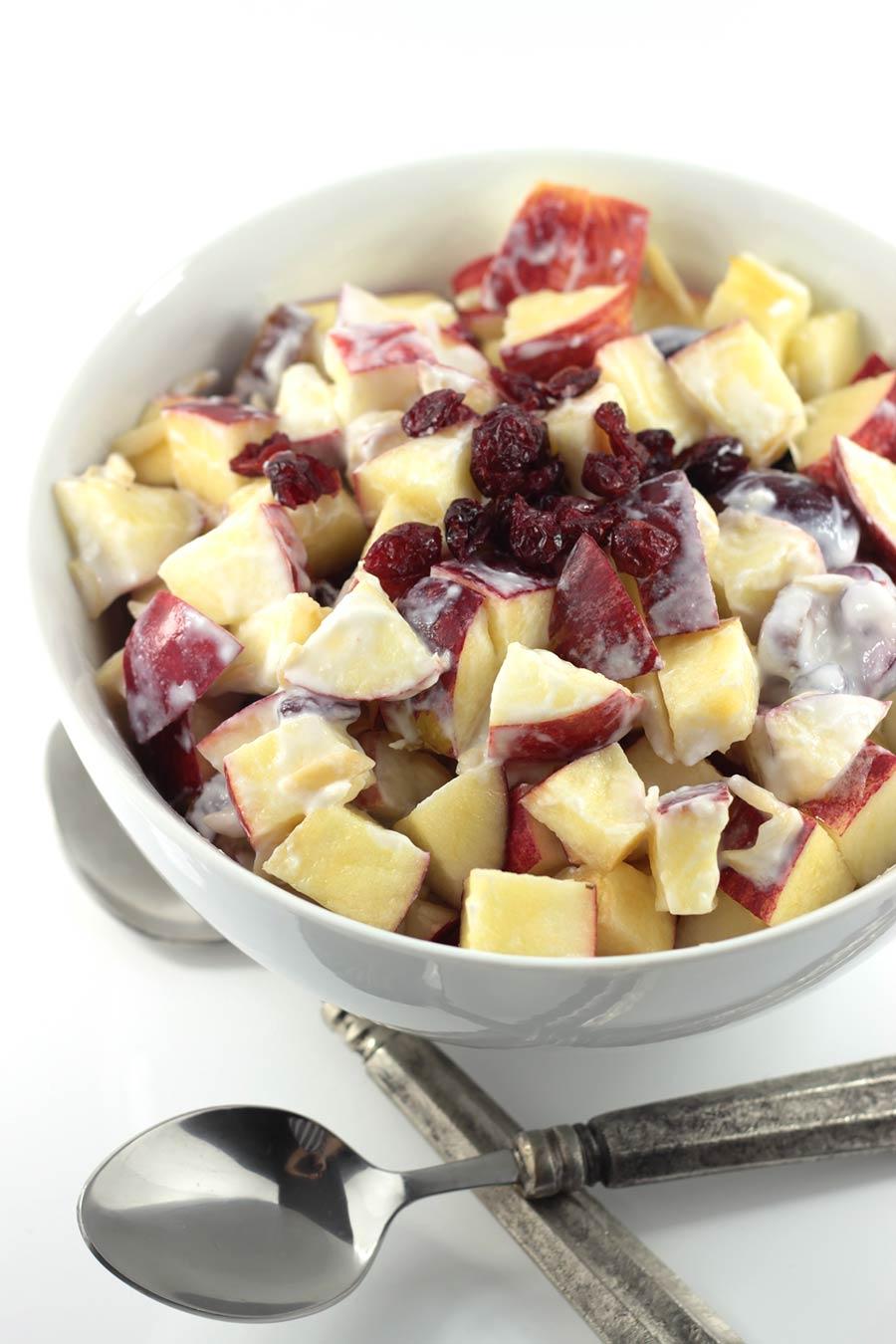 Cran-Apple-Fruit-Salad-Recipe