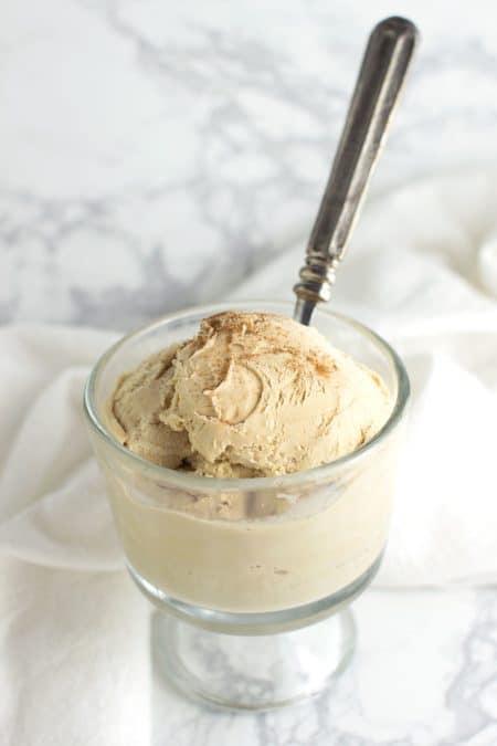 Plantain Ice Cream recipe from acleanplate.com #paleo #aip #autoimmuneprotocol