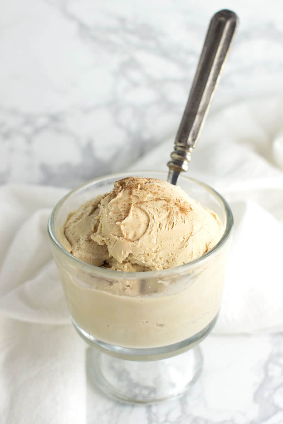 Plantain Ice Cream recipe from acleanplate.com #paleo #aip #autoimmuneprotocol