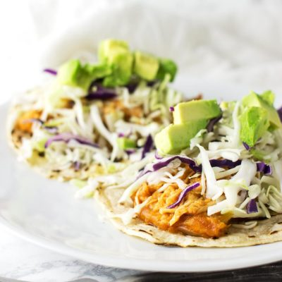 Chicken Tacos with AIP Tortillas