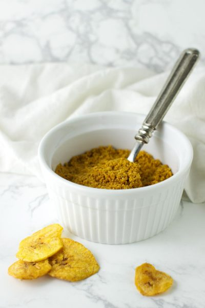 Plantain Flour recipe from acleanplate.com #paleo #aip #glutenfree