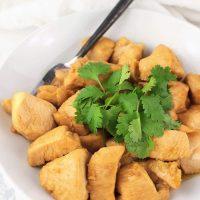 Honey-Lime Chicken