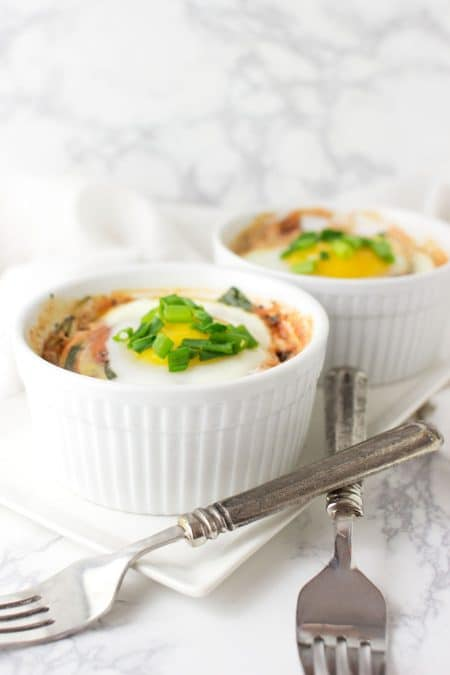 Italian Sausage and Egg Bake recipe from acleanplate.com #paleo #recipe #healthy