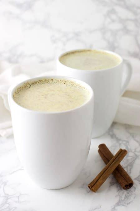 Golden Coconut Milk recipe from acleanplate.com #aip #paleo #autoimmuneprotocol