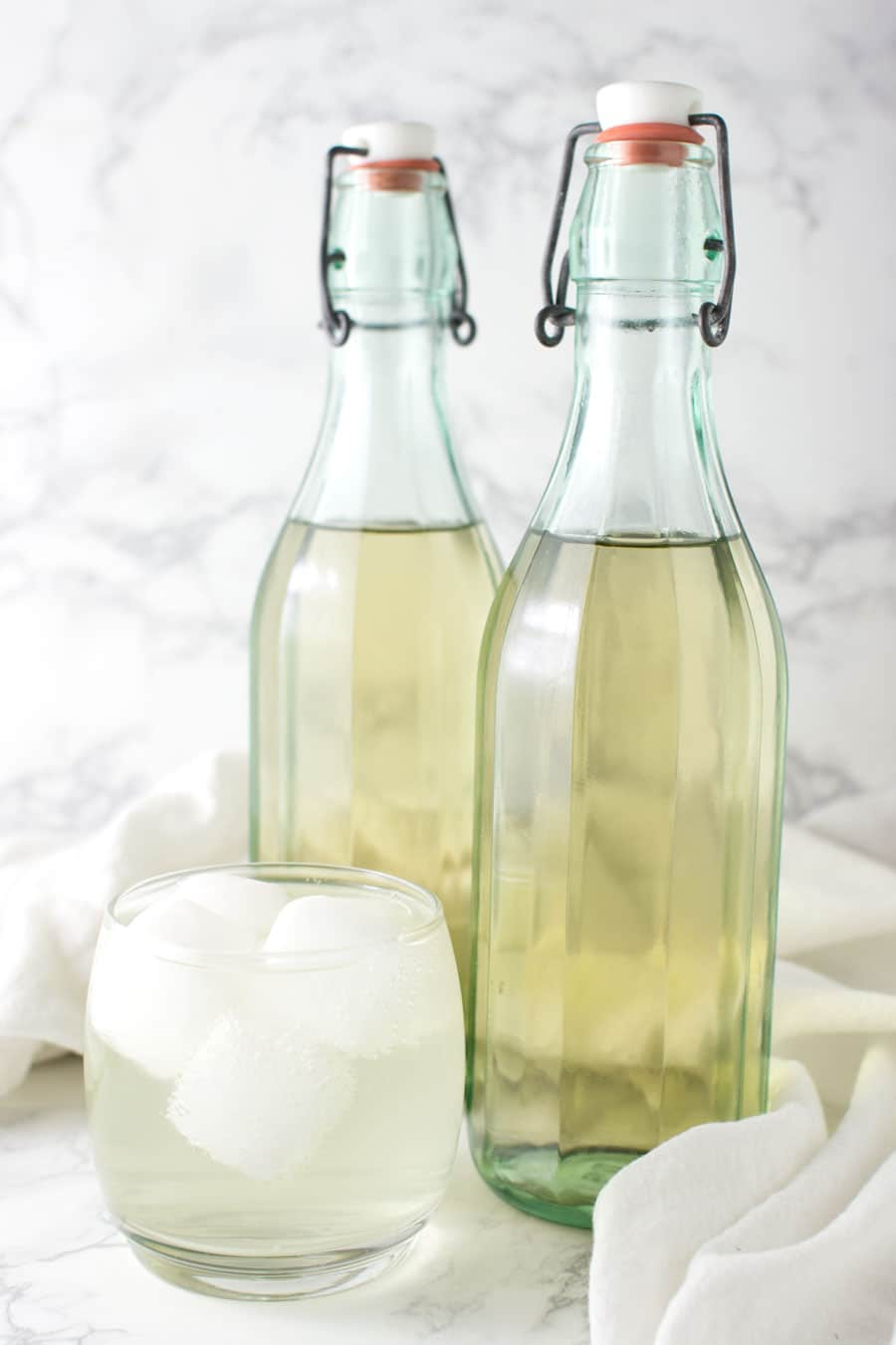 Ginger Beer recipe from acleanplate.com #aip #paleo #