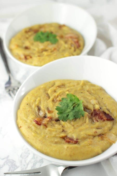 Mashed Plantains
