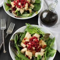 Asian Pear Salad