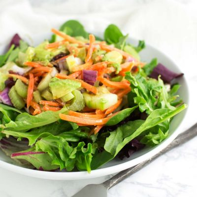 Supermarket Salad