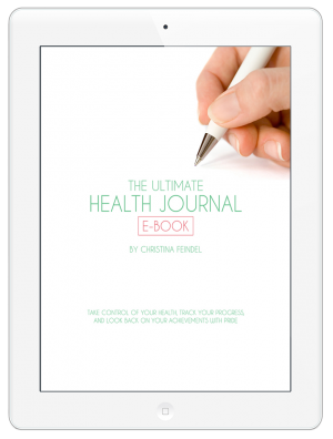 The Ultimate Health Journal Ebook
