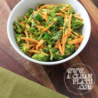 Moroccan-Inspired Broccoli Salad