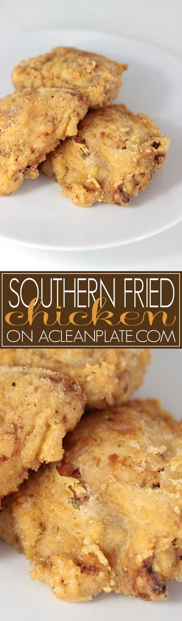 Southern Fried Chicken recipe from Paleo Eats on acleanplate.com