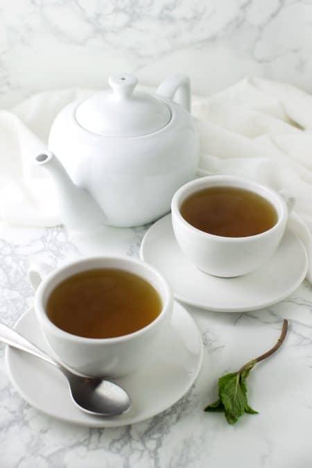 Moroccan Mint Tea recipe from acleanplate.com #aip #paleo #autoimmuneprotocol