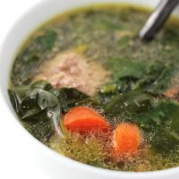 Italian Wedding Soup from Meals Made Simple