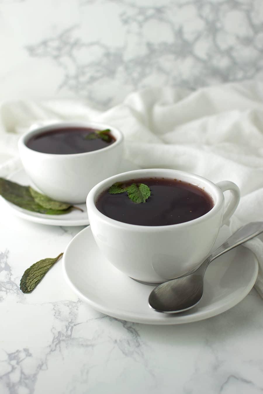 Russian Honey Tea