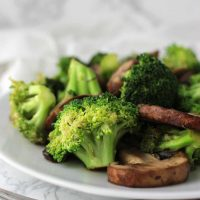 Shiitake Broccoli