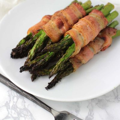 Bacon-Wrapped Asian Asparagus