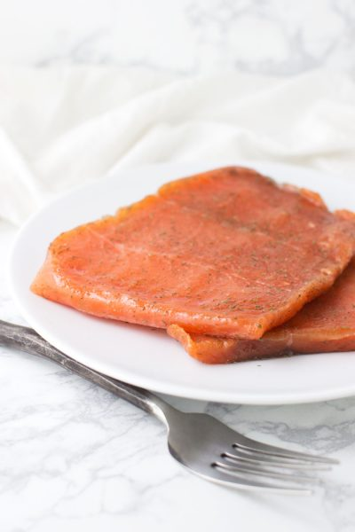 Cured Salmon recipe from acleanplate.com #paleo #aip #glutenfree
