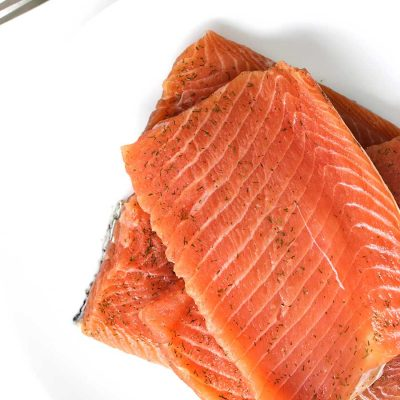 Cured Salmon (It's Easier Than You Think!)