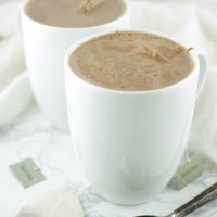 Dairy-Free London Fog Cocoa