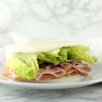 Jicama Sandwiches recipe from acleanplate.com