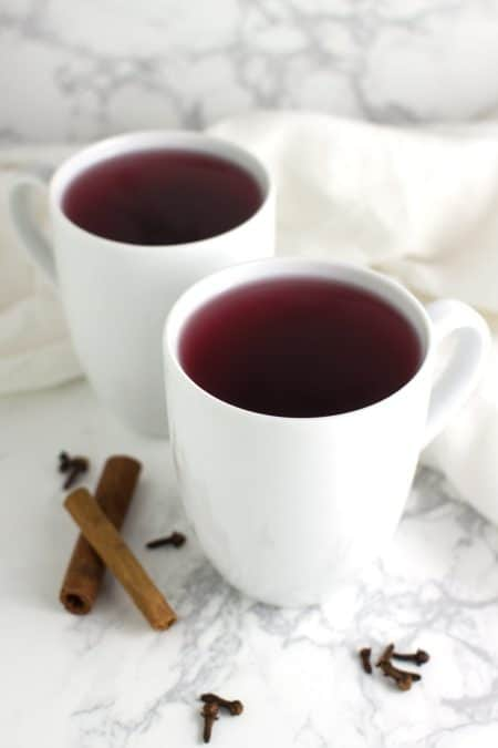 Pomegranate Cider recipe from acleanplate.com #aip #paleo #autoimmuneprotocol