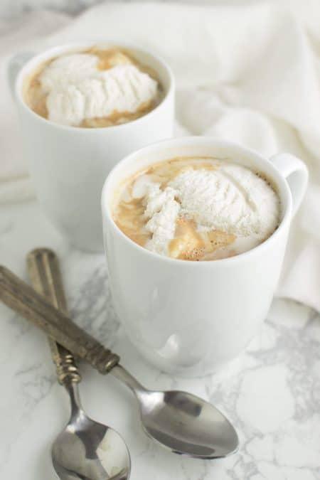 London Fog Cocoa recipe from acleanplate.com #aip #paleo #autoimmuneprotocol #dairyfree