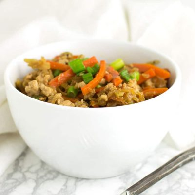 Egg Roll Stir-Fry